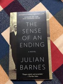 2011年布克奖获奖作品英文原著:The Sense of an Ending