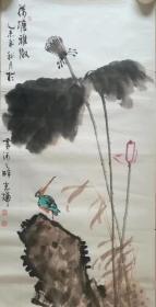 天津美协会员常光辉国画21