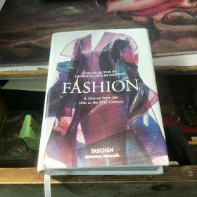 FASHION. A History from the 18th to the 20th Century 京都服装学院 18至20世纪服装设计史