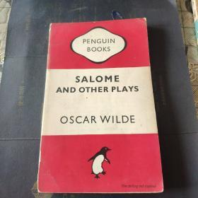 Salome and other plays