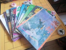 武林1996年1-12册全/国术期刊85品
