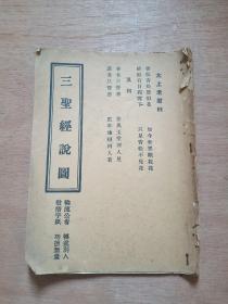三圣经说图(民国壬申年季春)
