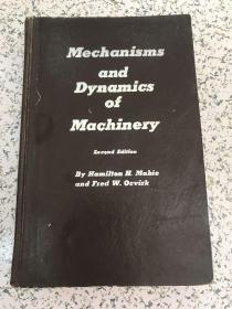 Mechanisms and Dynamics of Machinery(机构学与机器动力学)