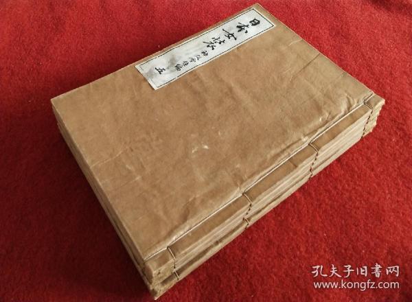 稀见明治39年图册,画册《日本女装》全书图册研究日本女人服饰最好的史料.