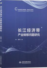 长江经济带产业转移问题研究