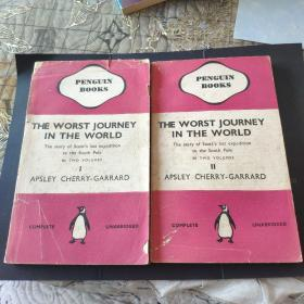 The worst journey in the world volume 1&2