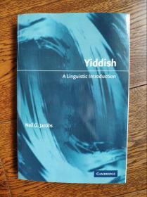 Yiddish: A Linguistic Introduction 意第绪语导论