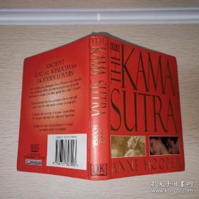 THE KAMA SUTRA 英文原版 DK百科 印度爱经 卡玛经