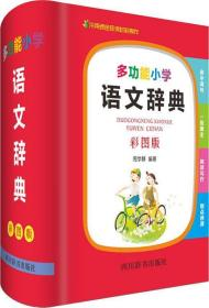多功能小学语文词典:彩图版