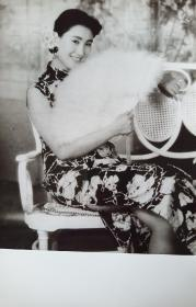 美女旗袍照片