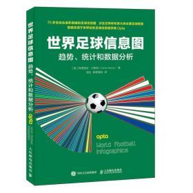 世界足球信息图 趋势、统计和数据分析