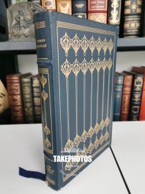 赫尔曼·梅尔维尔 Herman Melville 《短篇小说集》 franklin library 1978年真皮精装 限量收藏版 世纪伟大作家小说集系列丛书之一