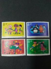 国际儿童节40周年附捐邮票