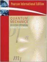 【馆藏英文原版】《量子力学教程》QUANTUM MECHANICS