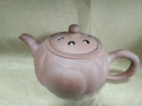 老莲子紫砂壶(2)