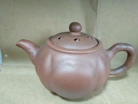 老莲子紫砂壶(3)