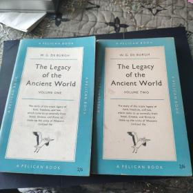 The legacy of the ancient world 1&2