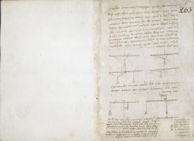 达芬奇遗稿《阿伦德尔抄本》这部于 1478 年到 1518 年间完成的手稿,贯穿了达·芬奇人生的大部分时间,一共有 570 页,上面密布着达·芬奇手写的短论文与笔记,以及手绘的各类示意图,涉及的主题非常丰富,包括机械工程学、天文学、光学、建筑学、几何学、文学、音乐、绘画等内容。(高清激光彩色铜版纸打印成册,多购优惠!)
