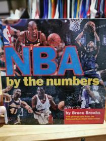 nba号码原版画册 精装版薄薄的一本,90年代的图片。