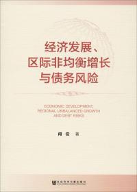 经济发展,区际非均衡增长与债务风险