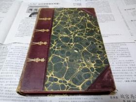 罕见清代光绪1904年珍稀绝版精装《戈特弗里德·凯勒作品集》