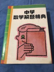 中学数学解题精典