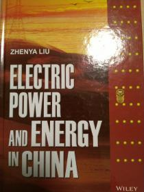 Electric Power and Energy in China[中国的电力和能源]