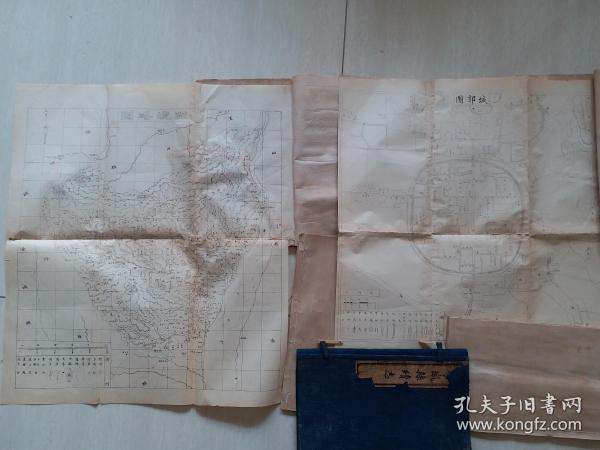1933年乐嘉藻著《中国建筑史》线装3册全(最早中国建筑史书,多图)