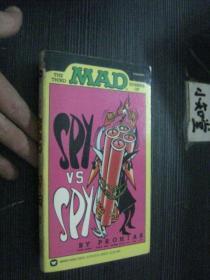 英文原版 THE THIRD MAD DOSSIER OF SPY VS SPY
