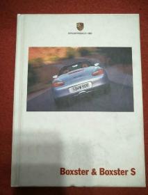 PORSCHE Boxster & Boxster S 保时捷 画册 英文版