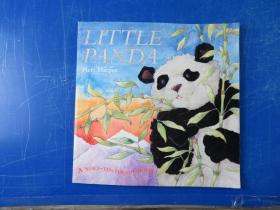little panda 英文儿童书