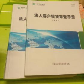 法人客户信贷审查手册上下册