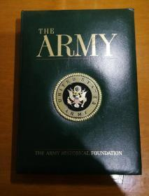 THE ARMY THE ARMY HISTORICAL FOUNDATION(8开精装)