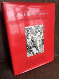 The Hunting of the Snark(刘易斯·卡罗尔《猎蛇鲨记》,一百周年纪念版,Martin Gardner丰富注释,Henry Holiday插图,资料详尽,布脊精装大开本,带护封,权威版本)