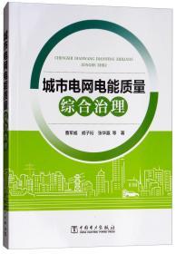城市电网电能质量综合治理