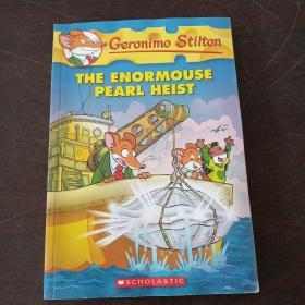 Geronimo Stilton #51: The Enormouse Pearl Heist[老鼠记者51]