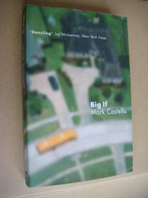 Big If: A Novel  英文原版 28开