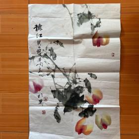 陈溪峋国画作品