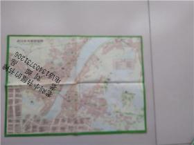 武汉市交通旅游图