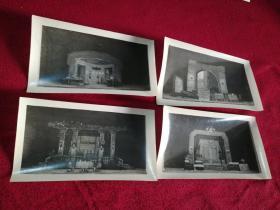 戏曲资料老照片……《兵临城下》背景照片(4张)