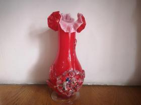 八十年代,工艺品花瓶摆件