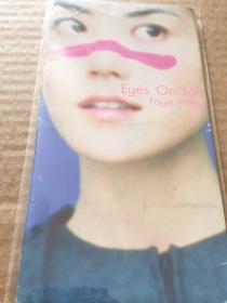 王菲CD唱片 日本原版3寸精致小碟 Eyes on Me 珍稀罕见 碟面非常新 碟套自然旧 细节如图 收藏佳品