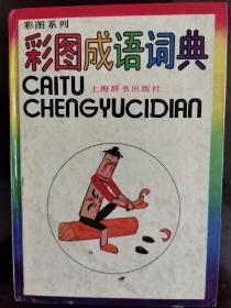 彩图成语词典