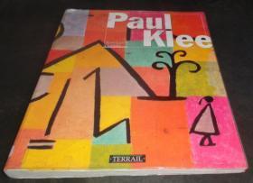 2手英文 Paul Klee 保罗克利画册 1999 图书馆用书 比较旧 有些脏 xed25