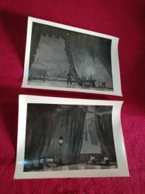 戏曲资料老照片……《义和团》背景照片(2张)