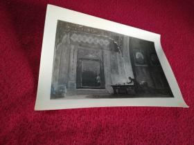 戏曲资料老照片……《红缨歌》背景照片(1张)