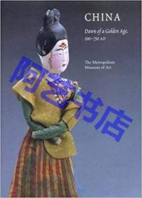 盛唐时代文化展-大都会博物馆China: Dawn of a Golden Age, 200-750 AD