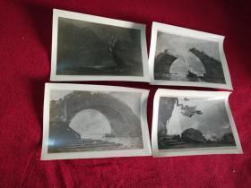 戏曲资料老照片……《井冈山》背景照片(4张)