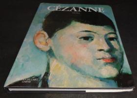 2手法文 Cezanne (Profils de lart) 塞尚画册 xgc40