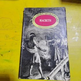 the arden shakesplare--macbeth